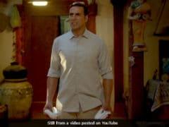 Bollywood's Unlikely Superhero: Akshay Kumar Wears Sanitary Pad In New Film