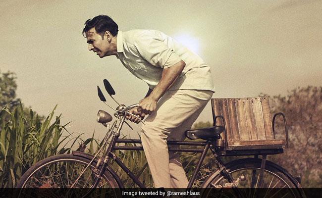 पैडमैन का ट्रेलर : अक्षय कुमार ने पहना सैनिटरी पैड, तो लोग बोले 'मैडमैन'