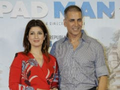 Did Twinkle Khanna's <i>PadMan</i> Trivia Just Get Her Into Trouble With Akshay Kumar?