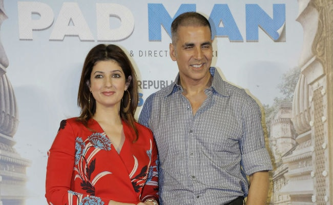 Did Twinkle Khanna's PadMan Trivia Just Get Her Into Trouble With Akshay Kumar?