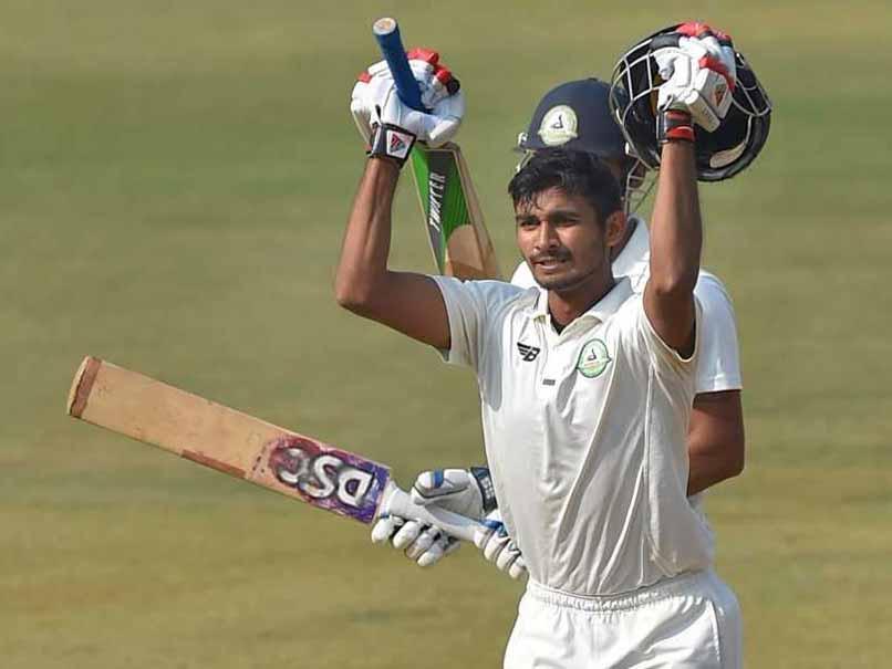Ranji Trophy: Vidarbha Close In On Victory After Akshay Wadkar's Maiden Ton