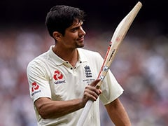 The Ashes: Alastair Cook Notches Another Record To Give England Handy Lead Over Australia
