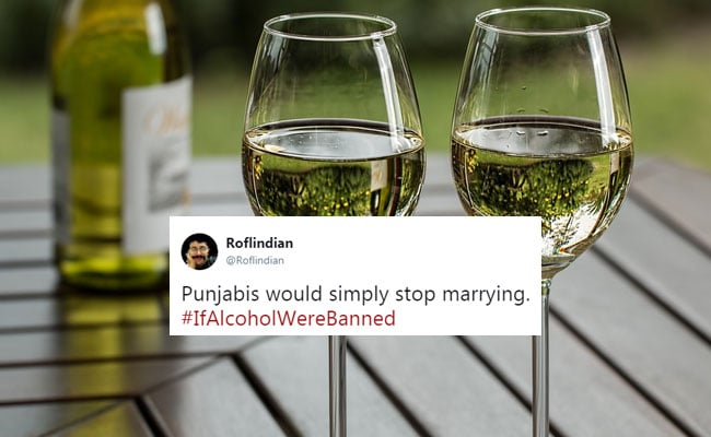 Trending: 'If Alcohol Were Banned...' Twitter Imagines Hilarious Scenarios