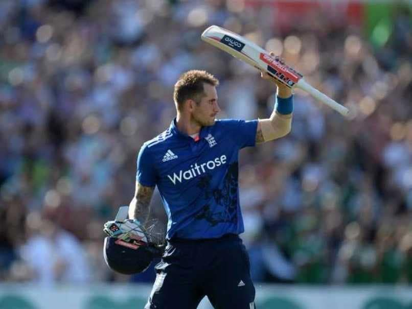 Alex Hales available for England selection after avoiding police charge