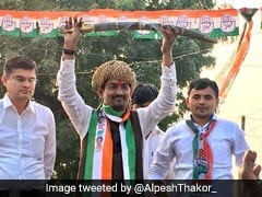 Alpesh Thakor Seeks Unity Among Backward Classes In Madhya Pradesh