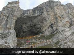 No Chanting Mantras, Ringing Of Bells At Amarnath Shrine: Green Court