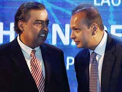 RCom Shares Up 35% After Mukesh Ambani Bails Out Brother Anil: 10 Points