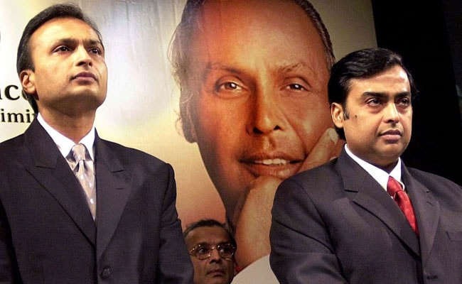 Billionaire Ambani Bails Out Brother by Buying Wireless Assets