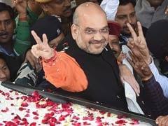 Amit Shah Beats Mayawati-Akhilesh Yadav In UP Rajya Sabha Thriller