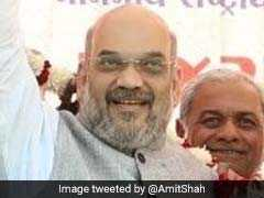 Congress Shouting '<i>Aave Che</i>' In Gujarat, But UP Told Them '<i>Jaa Che</i>': Amit Shah