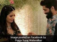 Raj Thackeray's Son Amit Engaged To Fashion Designer Mitali Borude