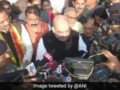 अमित शाह ने गुजरात के वोटरों से की अपील, लोकतंत्र के उत्सव में लें हिस्सा