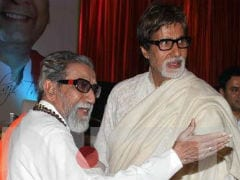 Amitabh Bachchan Recalls Bal Thackeray's Support During Bofors Scandal