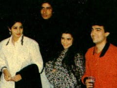When Amitabh Bachchan Took Sridevi For Her First Concert (Also Salman, Aamir)