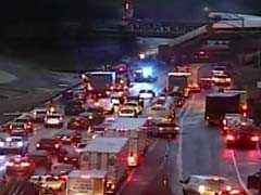 Amtrak Train Derails On Highway Bridge In Washington, Several Killed