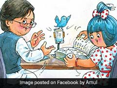 Amul's Ad On Shashi Tharoor Is Hilarious, But His Response Takes The Cake