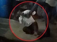 Video Shows Contractor Beating, Kicking Official in Andhra Pradesh