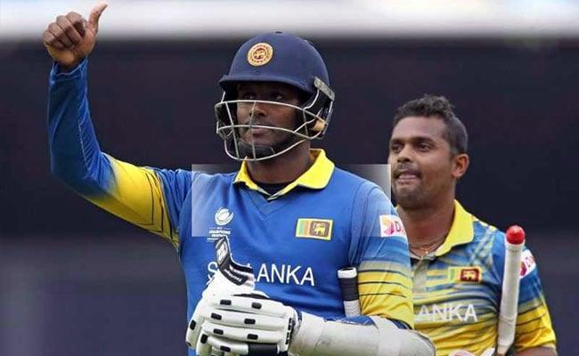 IND vs SL: तीसरे वनडे से पहले श्रीलंका के लिए खुशखबरी, एंजेलो मैथ्यूज मुकाबले के लिए फिट