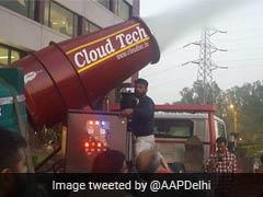 दिल्ली की जहरीली हवा से निपटने के लिए आई एंटी स्मॉग गन, जानिए कैसे करती है काम