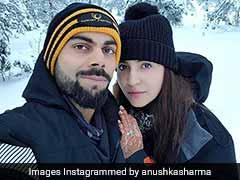 Anushka Sharma-Virat Kohli Share Honeymoon Picture After Italy Wedding