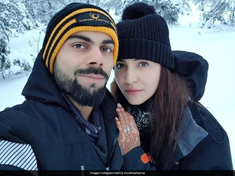Anushka Sharma-Virat Kohli Share Honeymoon Picture After Italy Wedding