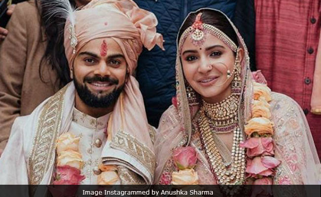 Virat-Anushka: From fairytale wedding to royal reception