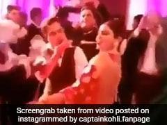 मुंह में नोट दबाकर कुछ इस तरह किया अनुष्का शर्मा ने डांस, वीडियो हुआ वायरल