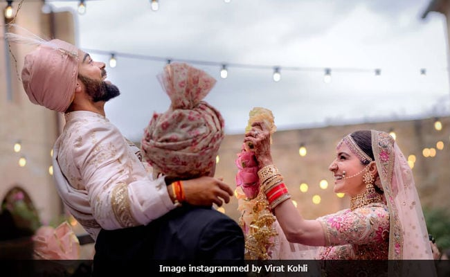 3 Million Likes And Counting: Is Virushka Wedding Pic Headed For A Record?