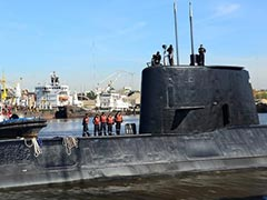 Argentine Navy Submarine Missing For A Year Found Deep In Atlantic