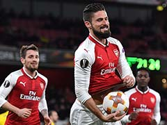 Europa League: Arsenal Thrash BATE Borisov, Marseille Qualify