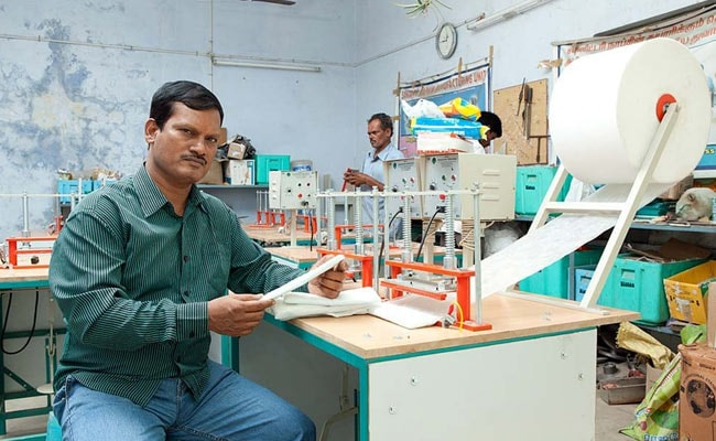 Success Story Of The Real 'Padman'; From A School Dropout To A Social Entrepreneur