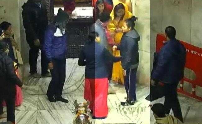 पर्वतारोही अरुणिमा सिन्हा के साथ महाकाल मंदिर में हुई घटना पर मध्य प्रदेश सरकार के मंत्री ने जताया अफसोस