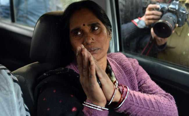 Nirbhaya's Mother For New Death Warrant As All Options End For Convicts