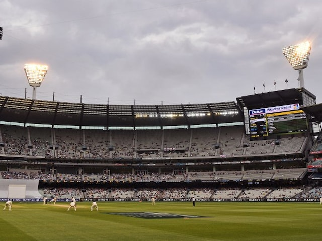 The Ashes: England Reject Ball-Tampering As Rain Halts Victory Push