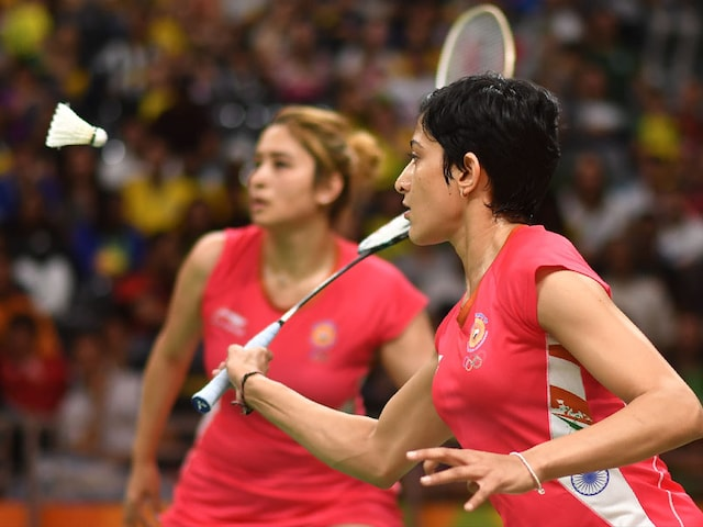 Ashwini Ponnappa Sees No Motivation For Youngsters To Take Up Doubles in Badminton