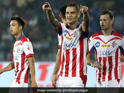 Indian Super League: Robin Singh Strike Provides Holders ATK Maiden Win Of Season