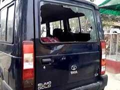 गाज़ियाबाद : एनआईए टीम पर हमला करने वाला गिरफ्तार, टीम कर रही गहन पूछताछ