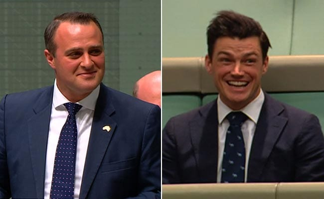 Watch: Oz Lawmaker Proposes To Partner During House Debate On Same-Sex Marriage