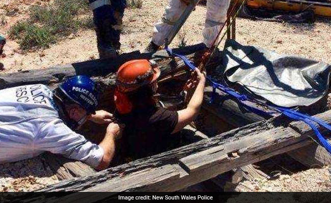 Woman Rescued After 2 Days Stuck In Australia Mine Shaft