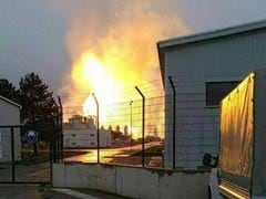 Explosion At Major Austrian Gas Hub, One Dead