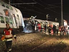 Regional Trains Collide In Austria, 8 injured