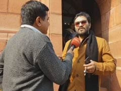 Mumbai Fire: Babul Supriyo Says His Daughter Was There Just Two Days Ago