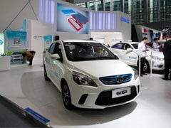 China's BAIC Raising Daimler Stake To Unseat Geely As Top Shareholder: Report