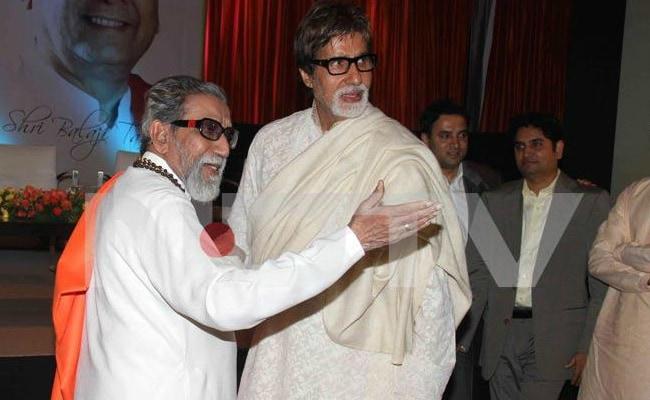 बर्थडे स्पेशल: संजय दत्त से लेकर दिलीप कुमार तक, बाल ठाकरे का फिल्मी दुनिया से था गहरा नाता