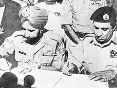 Bangladesh Marks 1971 War Victory, Honours Indian Soldiers