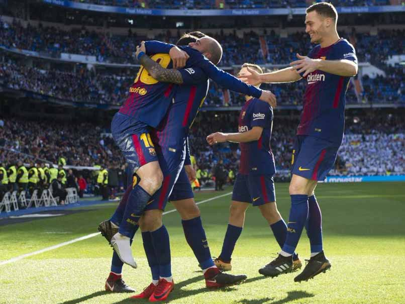 El Clasico: Lionel Messi, Luis Suarez On Target As Barcelona Thrash Real Madrid