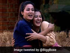 Bigg Boss 11: क्या 'ड्रामा क्वीन' की पॉपुलेरिटी से घबराकर शिल्पा शिंदे ने मिलाया हिना खान से हाथ