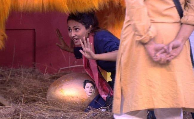 Bigg Boss 11: पुनीश और अर्शी पर हुआ वार तो क्या हिना खान बनने जा रही हैं घर की कप्तान
