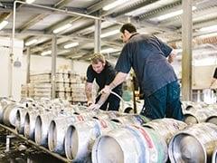 Cheers! Scientists Turn Beer Into Fuel