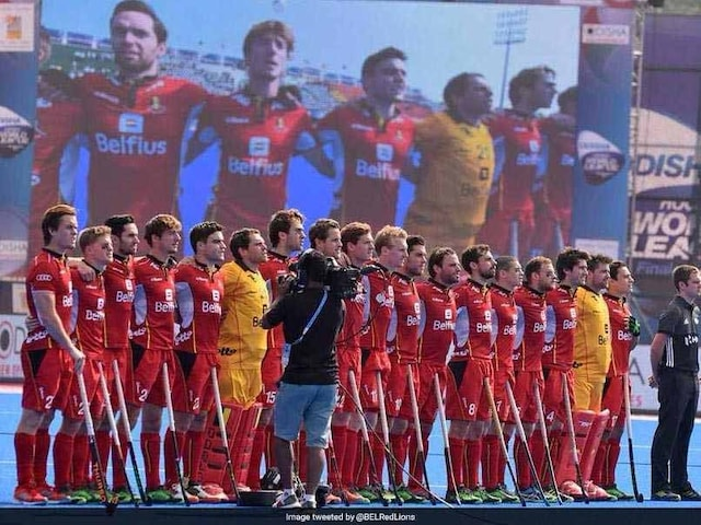 Hockey World League Final: Belgium Players Involved In Massive Security Scare In Bhubaneswar